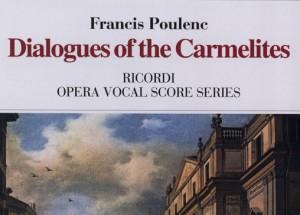 Francis Poulenc: DIALOGUES DES CARMÉLITES (Marquis de la Force)