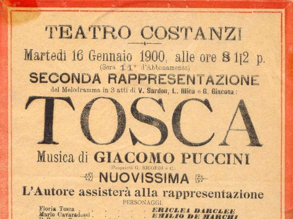 Giacomo Puccini: TOSCA (Scarpia)