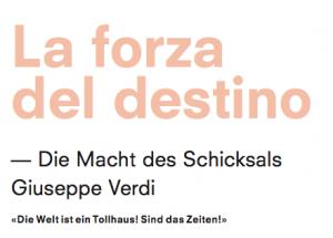 Verdi: LA FORZA DEL DESTINO (Don Carlo di Vargas)