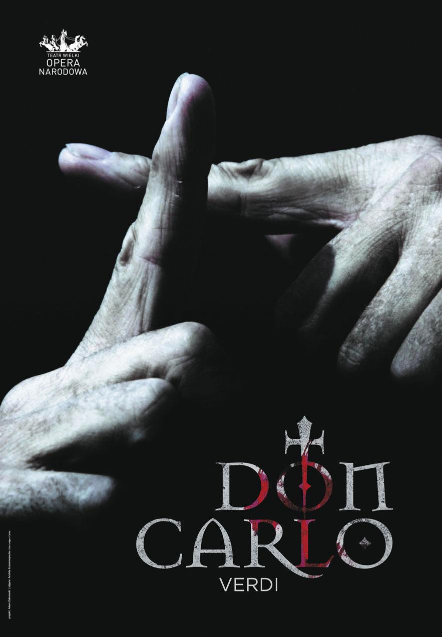 Verdi: DON CARLO (Rodrigo, marchese di Posa)