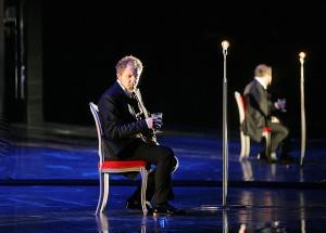 Michonnet in Cilea's Adrianna Lecouvreur, OPER FRANKFURT, 2012