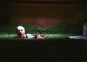 Nick Shadow in Stravinskij's The Rake's Progress, TEATRO COMUNALE DI MODENA 1998