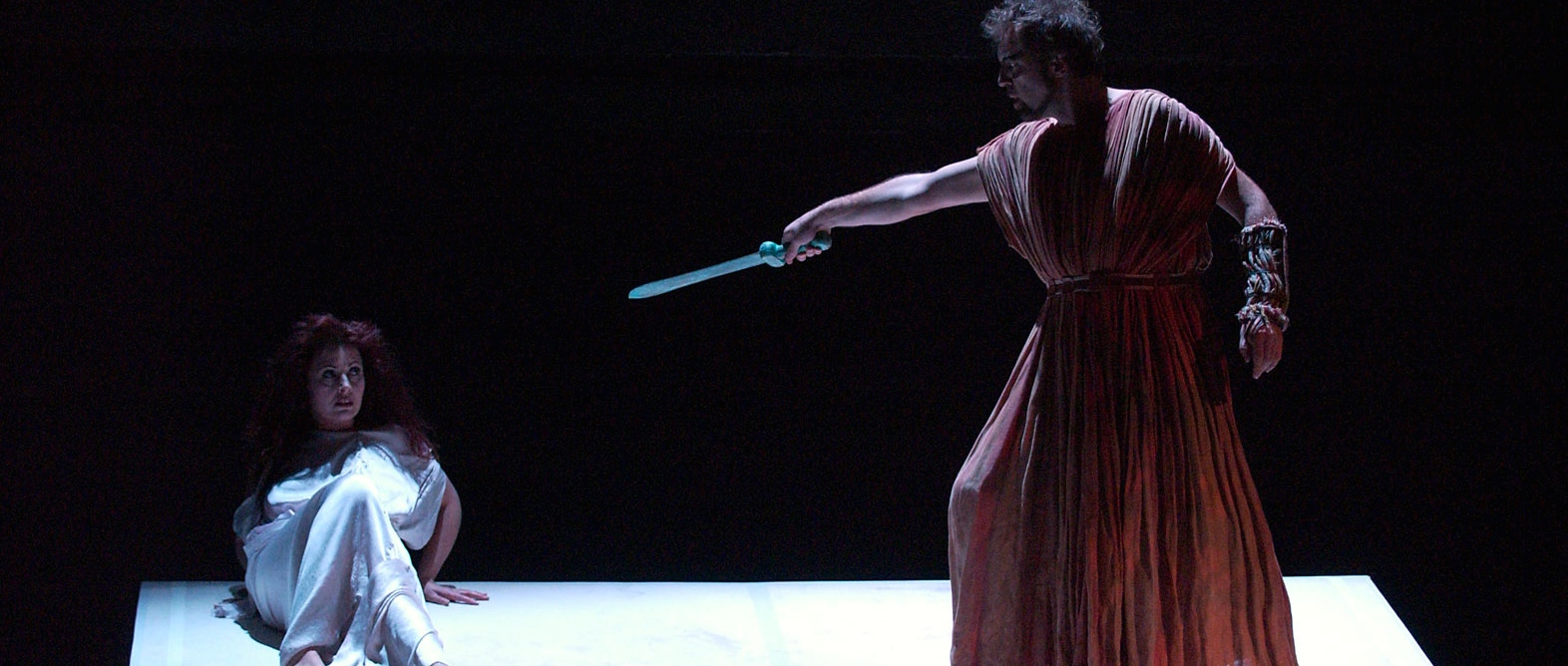 The Rape of Lucretia - 2004