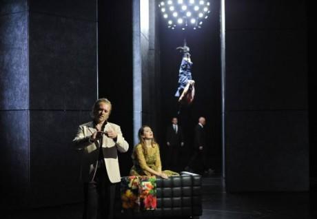 As Scarpia with Svetlana Aksenova as Tosca (Basel 2013)