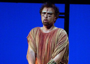 Tarquinius in Britten's The Rape of Lucretia, TEATRO REGIO DI PARMA, 2004